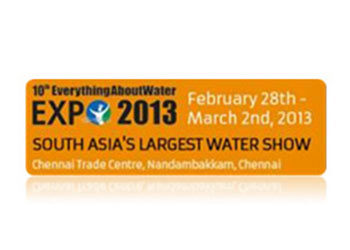 Water Expo, Chennai